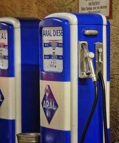 Bausatz Aral Zapfsäule Tanksäule Gilbarco Pump 1/18 Tankstelle Diorama Zubehör   eBay