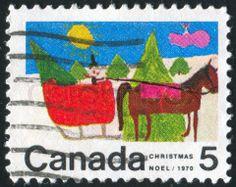 1970 christmas stamp usa - Google Search