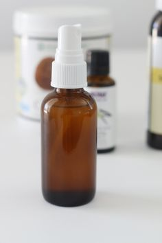 Delighted Momma: DIY Vanilla Cream Dry Oil Body Spray (Non-Greasy)