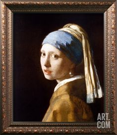 Girl with a Pearl Earring (2003), by Jan Vermeer