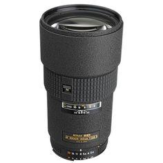 Nikon Telephoto AF Nikkor 180mm f/2.8D ED-IF Autofocus Lens 1940 | B&H Photo Video
