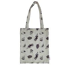 Becky Broome Feather Shopper Bag