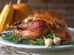 Tips for Roasting a Turkey, Chicken or Goose : Page 02 : Decorating : Home & Garden Television