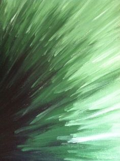 "24"" x 18"" Abstract Acrylic Canvas Painting ""Flash"" One of a Kind Direct From Artist on Etsy, $200.00"
