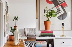 A Malmö home with a cool mid-century vibe