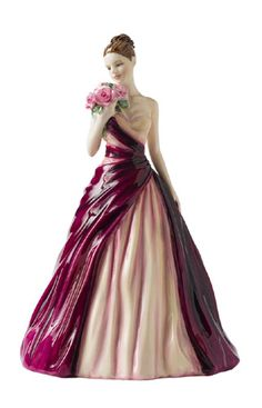 With Love Royal Doulton Figurine