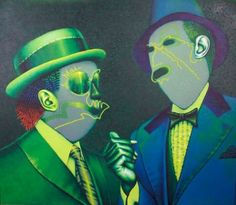 Chicago Imagists | neon # art # chicago # tourmaline