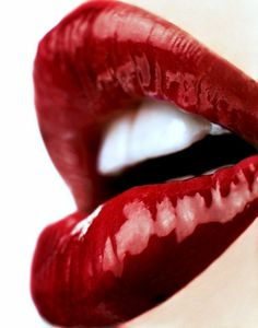 Lips by Richard Radstone