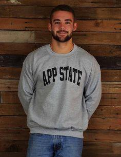 App State Boone Original Mustard At Barefoot Campus Appalachian