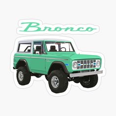 Ford Bronco Lifted, Old Ford Bronco, Bronco Truck, Early Bronco, Old School Muscle Cars, Old School Cars, Ford Trucks, 4x4 Trucks, Diesel Trucks
