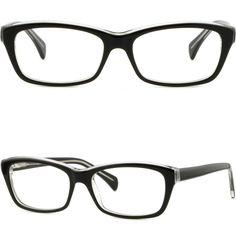 a2484da72166 Details about Rectangular Men Women Frame Spring Hinge Plastic Anti Glare Prescription  Glasses