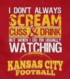Kansas City Football, Kansas City Chiefs Football, Kansas City Royals, Nfl Quotes, Football Quotes, Chicago Bears Pictures, Chiefs Game, Chiefs Shirts, Sports Signs