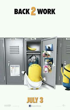 Whats up with minions and bananas?