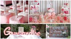 Mariage thème Gourmandises.   Toutes nos inspirations mariages sur www.lesfillesdegaia.com