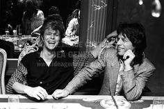 Bowie/Jagger