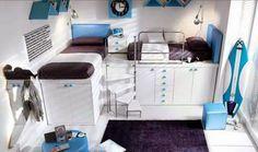 38 ιδέες για μικρά δωμάτια και σπίτια!