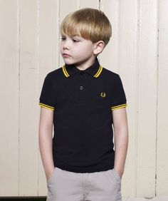 3a38e4ae 14 Best Fred Perry Kids images | Fred Perry, Babies fashion, Kid styles