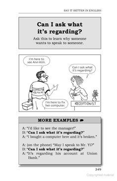 Useful phrases for work and everyday life Advanced English Vocabulary, Teaching English Grammar, English Writing Skills, English Language Learning, Spanish Language, Teaching Spanish, French Language, English Sentences, English Idioms