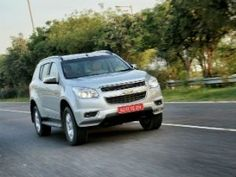 Chevrolet Trailblazer test drive review