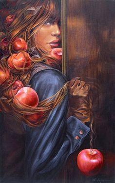 1.bp.blogspot.com -GzOdO72t_ik UDaWCkjzXQI AAAAAAAB6x4 kwXXdly8c38 s1600 Chel%C3%ACn+Sanjuan+1967+-+Spanish+Magical+Realism+painter+-+Tutt%27Art@+%2811%29.jpg