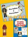 All About Fire Safety!{Mini Booklet, PowerPoint & Craftivity} product from Engaging-Lessons on TeachersNotebook.com