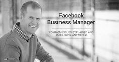 """Facebook Business Manager: Common Issues Explained"""