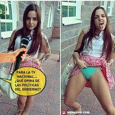 Meme no hay político bueno #memes #meme #momo #momos #chistes #humor #risas #gracioso #divertido #español #enespañol #memesenespañol #mexico #colombia #chile #venezuela #estadosunidos #argentina #españa #memesvip #politica #corrupcion #malversacion #descontento #chica #desnuda #pasota #burla #tv #entrevista