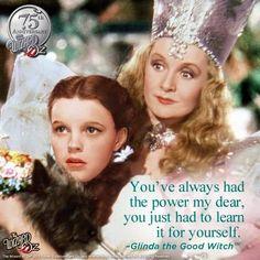 #TheWizardOfOz (1939) - #Glinda