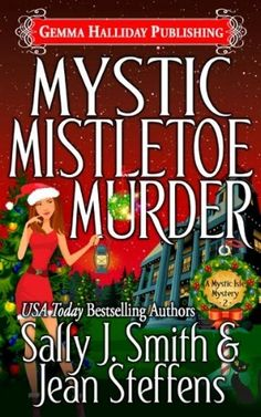 GENRE: Mystery  ~~~~~~~~~~~~~  BLURB:  'Tis the season at The Mansion on Mystic Isle, and Melanie Hamilton,  resident tattoo artist at the resort renown for its supernatural  atmosphere, can feel the holiday spirit everywhere in the Louisiana bayou.  The festive mood runs deeper than just the tinsel, mistletoe, and twinkling  lights, as the milk of human kindness is flowing with gift giving, good  cheer, and donations. But when Papa Noël turns up as dead as the Ghost of  Christmas Past, ...