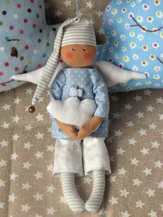 Сонный ангел для малыша