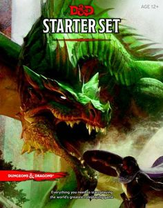 D&D 5.0 Starter Set   Book cover and interior art for Dungeons and Dragons Next (5.0) - Dungeons & Dragons, D&D, DND, 5.0, 5th Edition, Next, Roleplaying Game, Role Playing Game, RPG, Game System License, GSL, Open Game License, OGL, Wizards of the Coast, WotC   Create your own roleplaying game books w/ RPG Bard: www.rpgbard.com   Not Trusty Sword art: click artwork for source