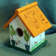 birdhouse pictures | Small Bird House — Sioux City Sassafras