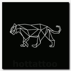 trendy origami tattoo tiger tatoo The Effective Pictures We Offer You About tat Origami Tattoo, Music Tattoo Designs, Henna Tattoo Designs, Flower Tattoo Designs, Music Designs, Tattoo Ideas, Flower Tattoos, Geometric Tiger, Geometric Drawing