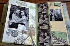 """Album """"Histoire de famille"""" - 4p"""