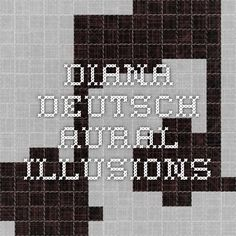 Diana Deutsch Aural Illusions