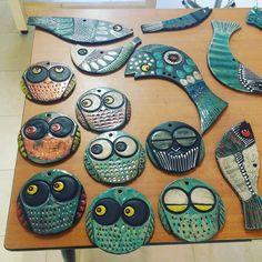 #owls #rakú #raku #antonibatzu