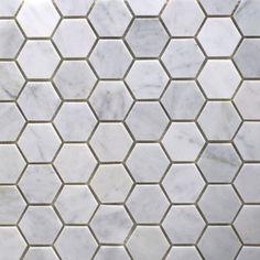 26040-Bianco-Carrara-Hexago