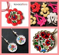 Kovacs Flora jewelry