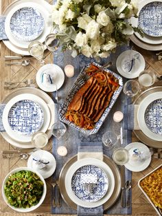 A Hanukkah menu from Ina Garten