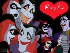 harley quinn and joker love - Pesquisa Google