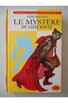 Le mystère du chat botté / Blyton, Enid / Réf34423