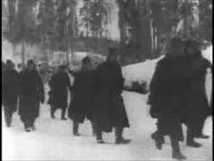 Leningrad Wat zien we hier? Is dit het begin van de koude oorlog?