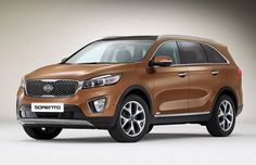 2017 Kia Sorento Changes