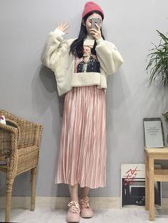 I Love these korean style fashion 8677219208 - Hyun-Kyung Korean Fashion Ltd - I Love these korean style fashion 8677219208 I Love these korean style fashion 8677219208 - Korean Fashion Street Casual, Korean Fashion Dress, Korean Fashion Kpop, Korea Fashion, Asian Fashion, Frock Fashion, Modest Fashion, Girl Fashion, Fashion Outfits