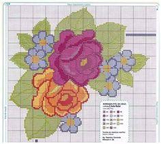 ponto-cruz-flores-cross-stitch-5-500x400 78 gráficos de flores em ponto cruz para imprimir