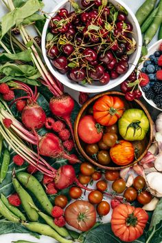 What Fruits and Vegetables are In Season in July?