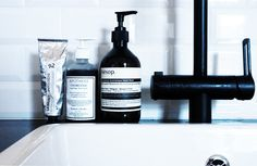Home Spa Story im Stockholm Look