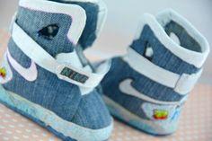 #NikeAirmag #backtothefutur2 #babyshoes