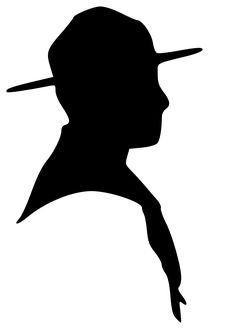 Boy Scout SVG