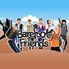 Barefoot Friends-Super funny Korean reality show! Korean Tv Shows, Korean Variety Shows, Movies Showing, Movies And Tv Shows, Watch Korean Drama, Drama Fever, Amazing Race, Drama Movies, Reality Tv